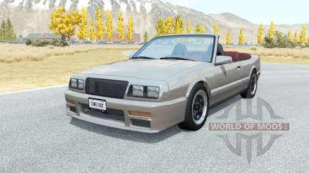 Bruckell LeGran coupe & convertible v2.0.6 pour BeamNG Drive