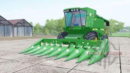 John Deere 9610 wheels selection für Farming Simulator 2017