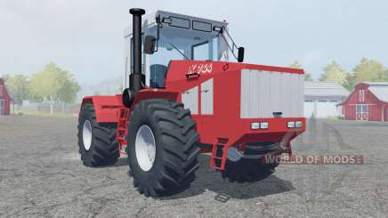 Kirovets K-744 portes coulissantes pour Farming Simulator 2013