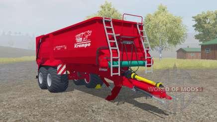 Krampe Bandit 750 change bodywork für Farming Simulator 2013