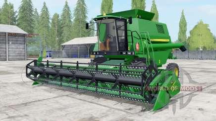 John Deere 1550 north texas green für Farming Simulator 2017