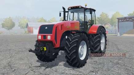 La biélorussie 3522 d'éléments mobiles pour Farming Simulator 2013