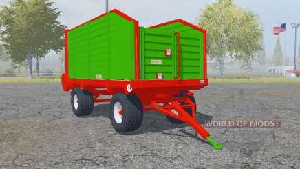 Hawe SLW 20 für Farming Simulator 2013