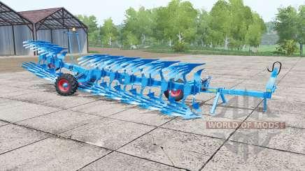 Lemken Titan 11 dynamic hoses für Farming Simulator 2017