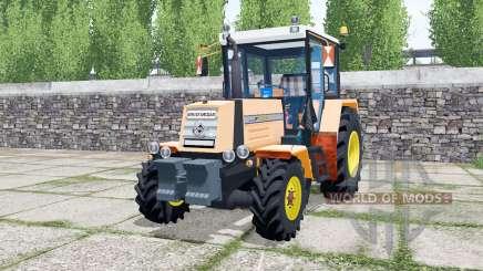 Fortschritt Zt 323-A wheels selection pour Farming Simulator 2017