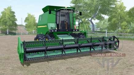 John Deere 1550 wheels selection für Farming Simulator 2017