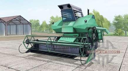 SK-6 Kolos mit den Reapern für Farming Simulator 2017