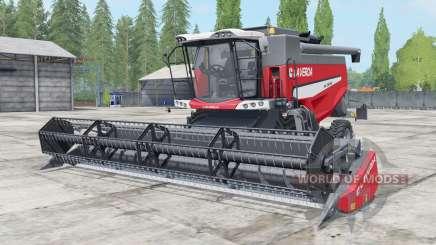 Laverda M300 amaranth red für Farming Simulator 2017