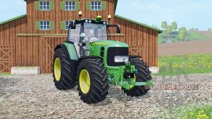 John Deere 7530 Premium 2007 für Farming Simulator 2015