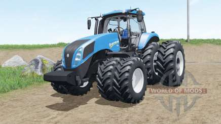 New Holland T8 brazilian version für Farming Simulator 2017
