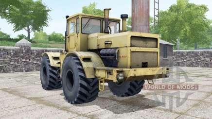 Kirovets K-701Р sélection de roues pour Farming Simulator 2017