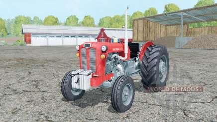 IMT 558 2WD pour Farming Simulator 2015
