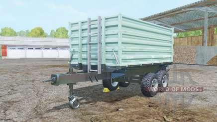 Brantner TA 10041 paris white für Farming Simulator 2015