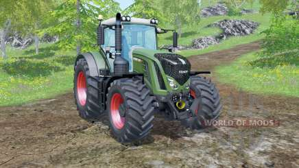 Fendt 927 Vario animated element für Farming Simulator 2015