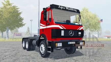 Mercedes-Benz 1935 pour Farming Simulator 2013