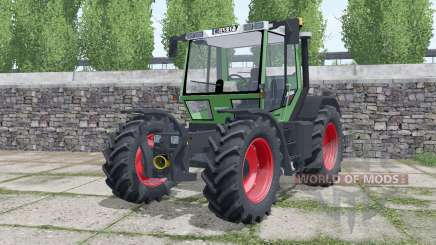 Fendt Xylon 524 für Farming Simulator 2017