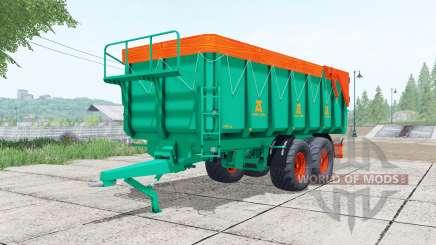 Aguas-Tenias TAT22 tire selection pour Farming Simulator 2017