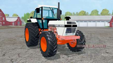 David Brown 1490 4WƊ für Farming Simulator 2015