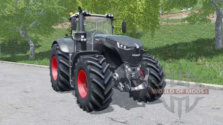 Fendt 1000 Vario Black Beauty für Farming Simulator 2017