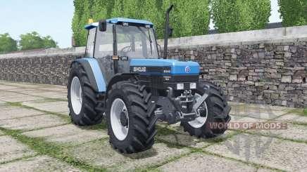 New Holland 8340 new engine sound für Farming Simulator 2017