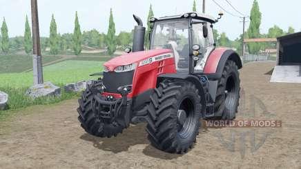Massey Ferguson 8700S pour Farming Simulator 2017