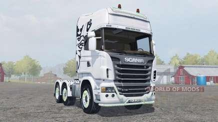 Scania R730 Topline für Farming Simulator 2013