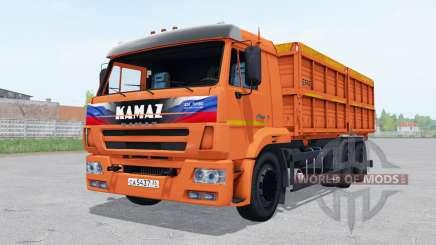 KamAZ-45144 für Farming Simulator 2017