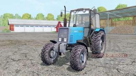 MTZ-892 Biélorussie éléments animés pour Farming Simulator 2015