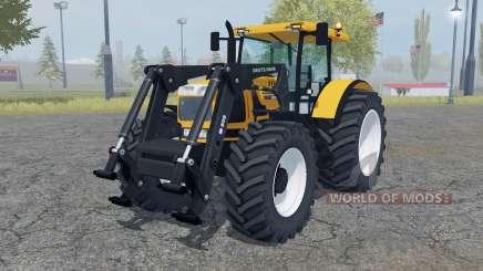 Renault Atles 926 front loader pour Farming Simulator 2013