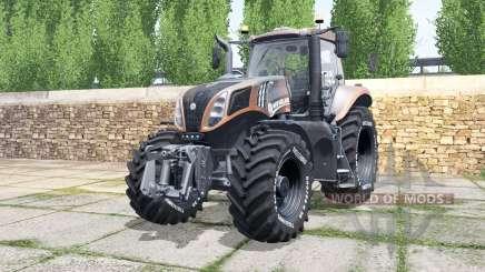 New Holland T8.380 Bronze Edition für Farming Simulator 2017