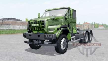 Ural Nächsten T25.420 2018 tarnfarbe für Farming Simulator 2017