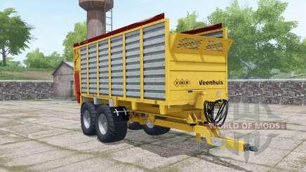 Veenhꭒiᶊ W400 für Farming Simulator 2017