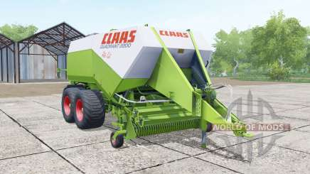 Claas Quadrant 2200 Roto Cut pour Farming Simulator 2017