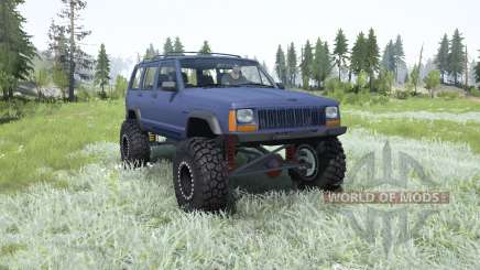 Jeep Cherokee (XJ) 1996 pour MudRunner