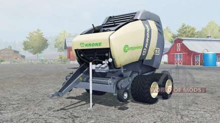 Krone Comprima V180 XC Black Beauty für Farming Simulator 2013