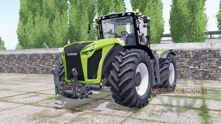 Claas Xerion 4000 Trac VC pour Farming Simulator 2017