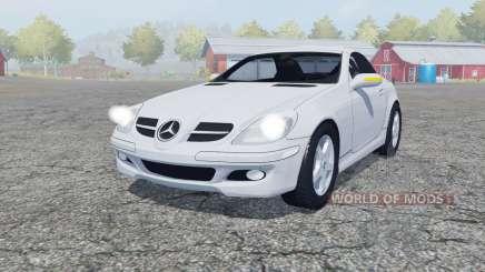 Mercedes-Benz SLK 350 (R171) 2004 für Farming Simulator 2013