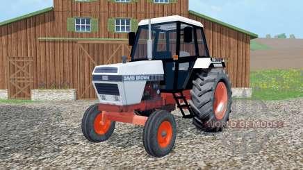 David Brown 1394 1984 für Farming Simulator 2015