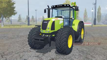 Claas Arion 640 excavator pour Farming Simulator 2013