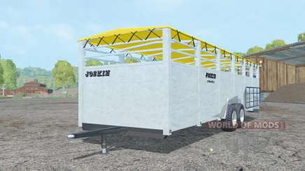 Joskin Betimax RDS 7500-2 für Farming Simulator 2015