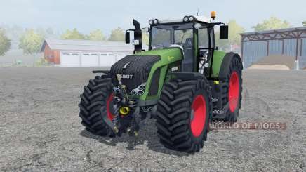 Fendt 924 Vario double wheels für Farming Simulator 2013