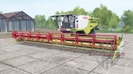 Claas Lexion 780 TerraTraꞔ für Farming Simulator 2017