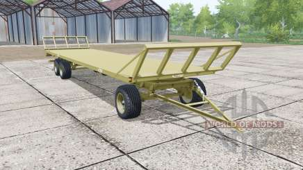 Fliegl DPW 180 multicolor für Farming Simulator 2017