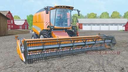 Valtra BC 4500 with header pour Farming Simulator 2015