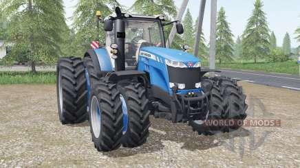 Massey Ferguson 8700 more configurations pour Farming Simulator 2017