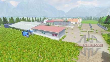 Southern Germany v3.0 für Farming Simulator 2013