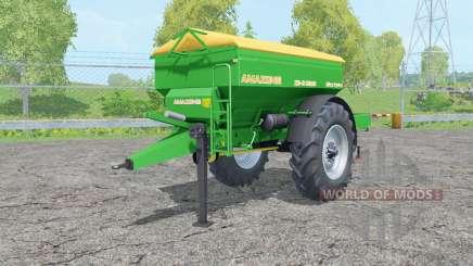 Amazone ZG-B 8200 pantone green pour Farming Simulator 2015