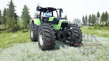 Deutz-Fahr Agrotron X 720 pour MudRunner