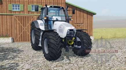 Hurlimann XL 130 change wheels für Farming Simulator 2013