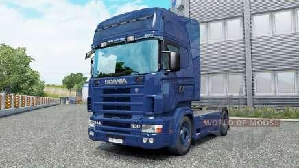 Scania R144L 530 4x2 Topline für Euro Truck Simulator 2